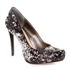 BCBG Pumps - Always perfect for New Years or just day for dark denim!  #BCBG