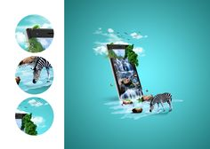 """Check out this @Behance project: """"Virtual Reality - Photo Manipulation"""" https://www.behance.net/gallery/49568477/Virtual-Reality-Photo-Manipulation"""