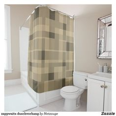 zappwaits duschvorhang