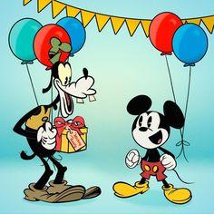 Mickey Mouse Shorts, New Mickey Mouse, Mickey Mouse Cartoon, Mickey And Friends, Disney Films, Disney Cartoons, Disney Art, Disney Characters, Mickey Mouse Wallpaper