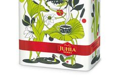 Paulig Coffee Packaging Expresses an Elaborate Aroma trendhunter.com