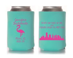 Bachelorette Party Koozies  koozies by yourethatgirldesigns, $85.00