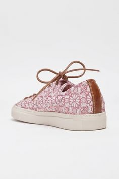 Buttero Tanino Low Floral Red