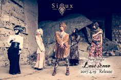 Sad news. Due to family circumstances was Sioux's guitarist Soa forced to withdraw and has decided to retire entirely from music activities. The band discussed alternative solutions but Soa w…