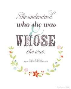 daughter of god, daughters of the king, lds quotes, quotable quotes, Lds Quotes, Great Quotes, Inspirational Quotes, Mormon Quotes, Quotable Quotes, Gospel Quotes, Qoutes, Baby Quotes, Uplifting Quotes
