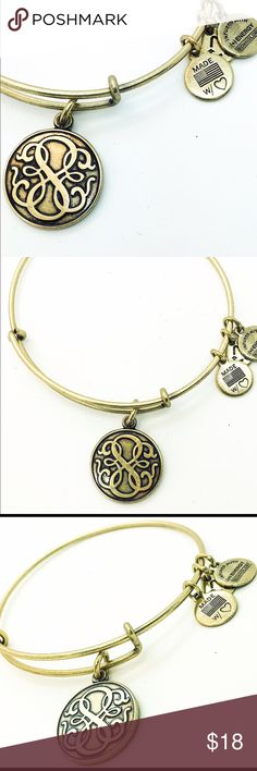 Alex and Ani Path of Life EWB Silver or Gold Color New with no tags!!! Silver or Gold color!!                                                        Pictures by me!!                                                          Emblematic of life's zenith and nadir moments, the PATH OF LIFE symbol is representative of an infinite number of possibilities and expressions of love. Illustrating life's twists, turns, and unexpected winds, wear the PATH OF LIFE Charm to proudly celebrate your own…