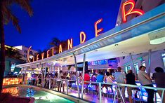 """See 3133 photos and 289 tips from 30338 visitors to Clevelander South Beach Hotel and Bar. """"When in Miami Beach you have to go to the Clevelander. South Beach Miami, South Beach Hotels, Miami Florida, South Florida, Florida Living, Ocean Drive, Cool Bars, Nightlife Travel, Cleveland"""