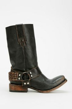 FREEBIRD By Steven Thompson Studded Boot #urbanoutfitters