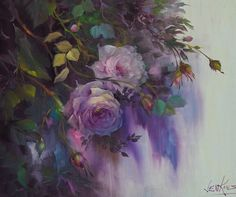 Gary Jenkins Artist   Gary Jenkins   American floral painter