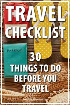 I was so paranoid something would go wrong and I am sure there must be someone out there that feels the same right?! So, I thought it was time to share my #travelchecklist. These are the 30 things I make sure I do before a trip! #traveltips #romantictravel #travelphotography #BucketlistTravelDestinations #TravelInspiration