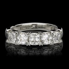 Tastes and styles change.  Surprise her with an upgraded wedding band!  Five Diamond Christopher Designs Wedding Band.   #christopherdesigns, #love, #weddingbands, #weddingrings, #diamonds,  http://www.junikerjewelry.com/the-five-diamond-christopher-designs-wedding-band