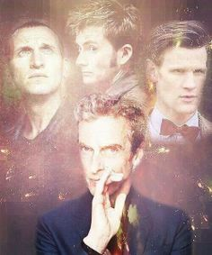 Peter Capaldi.... Please don't disappoint me.... I have not watched any of the movies or shows u were in so..... BE A GOOD DOCTOR!! :(