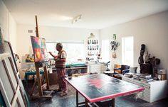 Ken Done: Artist in Place