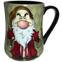 Your WDW Store - Disney Coffee Cup Mug - Mornings Grumpy