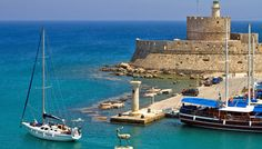 The Friendliest Places to Visit in Europe: Rhodes