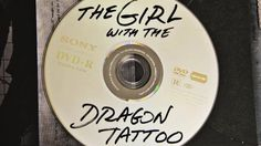 The Official DVD for The Girl with the Dragon Tattoo << awesome!!!