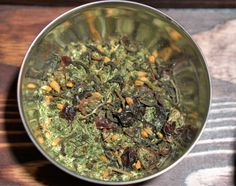 The Echinacea Blend by TeaspoonandKettle on Etsy