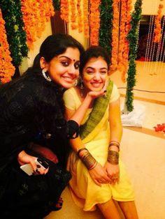Mollywood Frames. | Malayalam cinema | Malayalam films: Nazriya Nazim Fahadh Faasil marriage celebration b...