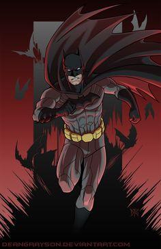 """Batman"" by Dean Grayson"
