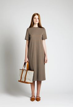 Nadia Dress and Small Tori Bag   Samuji SS14 Classic Collection
