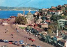 Üsküdar Meydanı 1960'lar