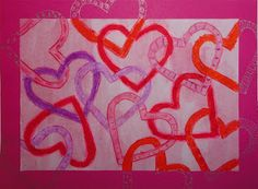 Kids Artists: Connected hearts Kids Artists: Connected hearts The post Kids Artists: Connected hearts appeared first on Knutselen ideeën. Pop Art Artists, Artists For Kids, Art For Kids, Kid Art, Valentines Art Lessons, Valentine Crafts, Valentine Ideas, Oil Pastel Colours, Oil Pastels