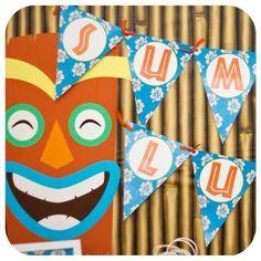 Luau | CatchMyParty.com