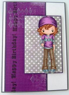 Sk8er - HB by krisflynn - Cards and Paper Crafts at Splitcoaststampers