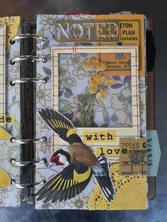 Journal Pages, Journals, Graduation Presents, Glue Book, Elizabeth Craft Designs, Rolodex, Paper Paper, Planner Ideas, Travelers Notebook