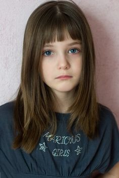 画像 (My love.) Beautiful Little Girls, Cute Little Girls, Beautiful Children, Cute Kids, Short Hair Cuts, Short Hair Styles, Child Face, Sad Child, Girl God