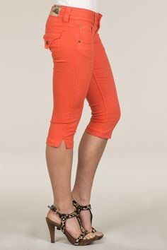 Capri Colors Emerson Edwards $74  Women's Capri – EE05FCO