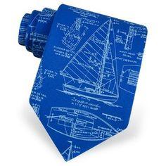Sailboat Blueprints Sail Plans Sailing Nautical 100% Silk Necktie Tie Neckwear  http://www.yourneckties.com/sailboat-blueprints-sail-plans-sailing-nautical-100-silk-necktie-tie-neckwear-2/