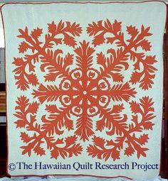 The Quilt Ka Ohu O Mana (Mist of Mana)