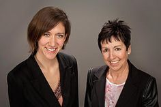 Andrea Norberg Photography | Business Portraits | Lisa and Anette