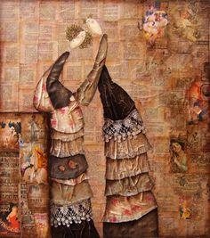 Format 60 x 70 cm - Delphine BLAIS