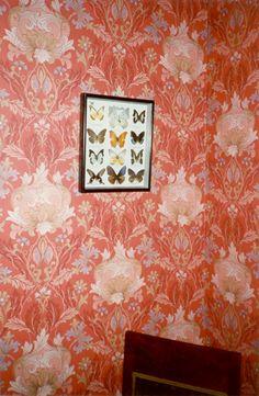 Tapettitalo: 68872 Vintage Country, Retro Vintage, Wallpaper, Frame, Interior, Walls, Painting, Home Decor, Art