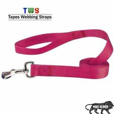 ‪#‎MakeinINDIA‬ ‪#‎GoradiaIndustries‬ ‪#‎Tapeswebbingstraps‬ Buy nylon dog leash,collar,harness online at low price on Tapes Webbing Straps. we are selling best quality !! For more details click on the below link or call us on +9833884973/9323558399 http://tapeswebbingstraps.in/product-category/dog-leash/