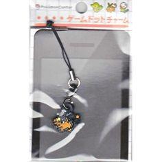 Pokemon Center 2012 Game Dot Charm Tepig Mobile Phone Strap