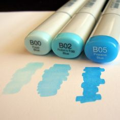 This is part 1 of a series of articles by Michelle Houghton on copic markers.    by Michelle Houghton