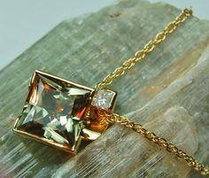 Color change Zultanite® gemstone. http://zultanite.org/shop/index.php