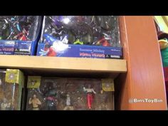 Adventures in toy collecting! Join husband and wife team, Bin and Jon (and their son Teagan, too) as they review the…