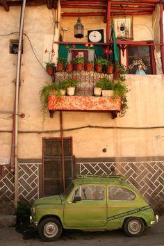 Old Damascus <3
