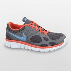 My New Running Shoes!!!   Nike Flex 2012 Running shoes From Kohl's.