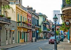 I think that since we both loved Out of the Easy so much, New Orleans should be on our list of places that we want to visit someday!  French Quarter - New Orleans, Literary landmarks