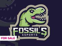 Dinosaur Logo / Illustration / Mascot