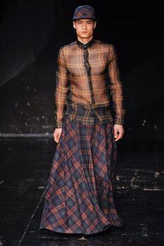 Qasimi Fall 2012 Menswear