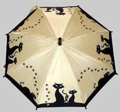 paraguas originales pintados a mano - Buscar con Google                                                                                                                                                                                 More