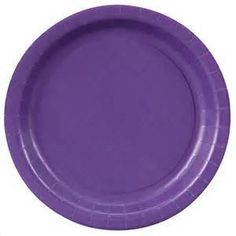 """10"""" Colored Paper Plates"""