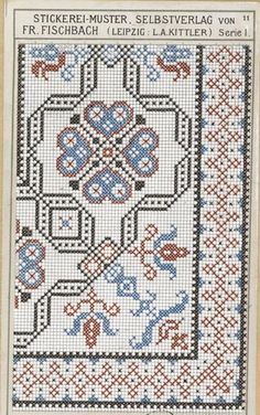 Gallery.ru / Фото #105 - старинные ковры и схемы для вышивки - SvetlanN