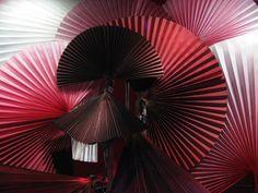 150th PRINTEMPS Anniversary. Paris. Installation by Sarah Illenberger 03.2015. 150.printemps.com